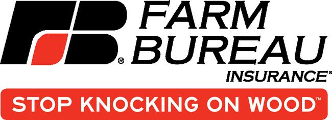 Farm Bureau Black Logo