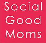 Social good moms publisher masthead