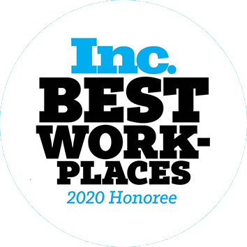 Inc best places to work 2020 cropped