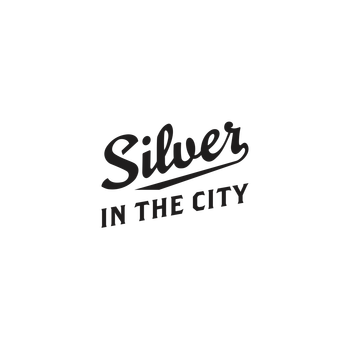 Large Client Logo Silver In The City